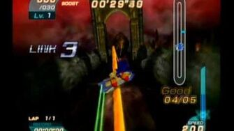 Sonic Riders - Missions - Babylon Guardian