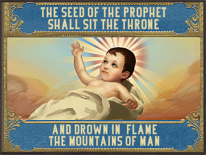 The Seed of the Prophet poster