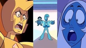 The Trial - Yellow Diamond Vs Zircon And Gets Poofed - Steven Universe HD