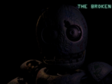 Blank l'Animatronic (Five Nights at Candy's)
