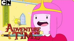 Adventure Time Worst B-Day Ever Cartoon Network