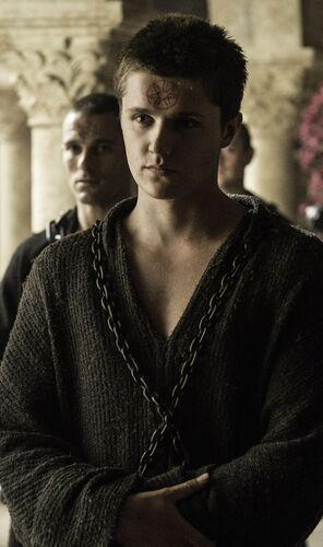"""Brother Lancel"""
