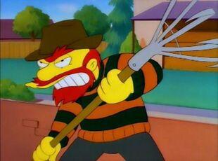 Freddy kruegger willie