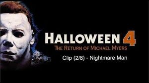 Halloween 4 The Return of Michael Myers 1988 Clip Nightmare Man (HD)