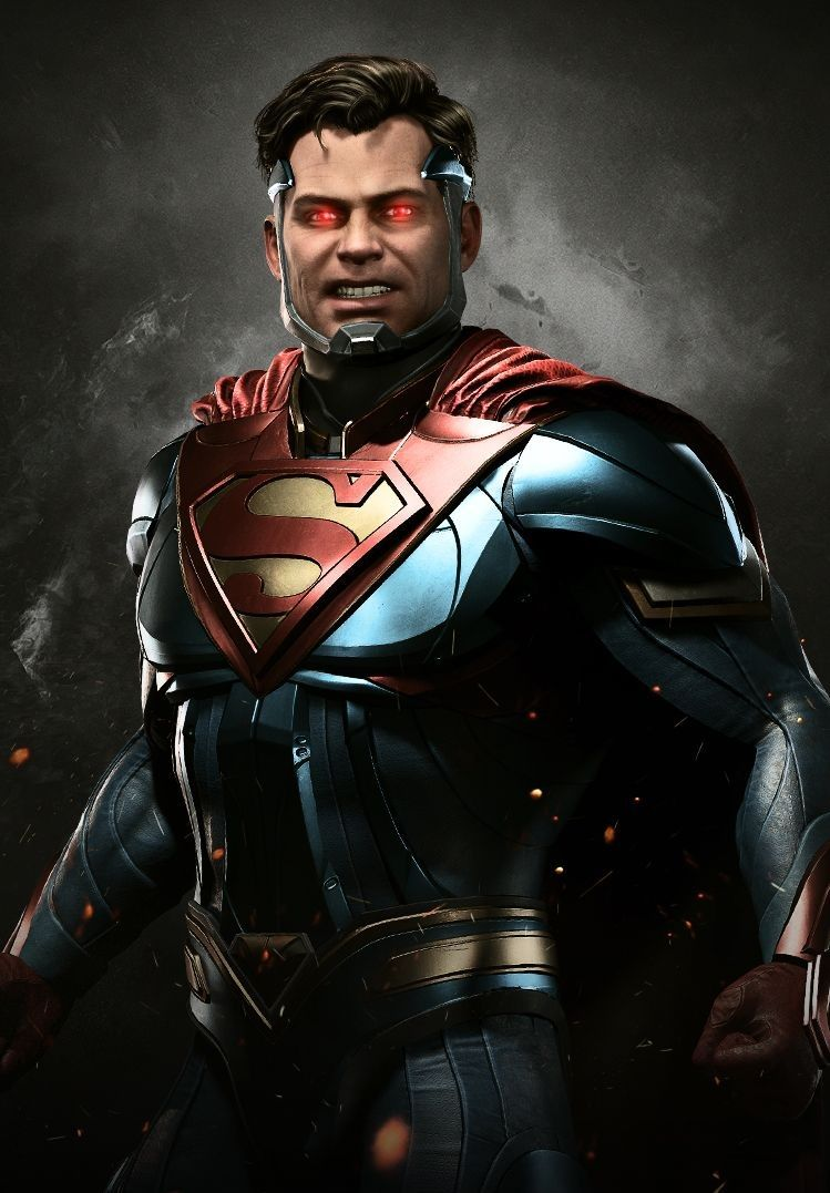 Download The Image Of The Evil Superman With Black Suit: FANDOM Powered By Wikia