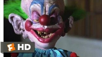 Killer Klowns from Outer Space (4 11) Movie CLIP - Gonna Knock My Block Off? (1988) HD