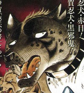 Kurojaki GDA Manga