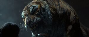 Shere Khan Evil Laugh