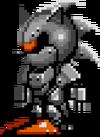 Silver Mecha Sonic