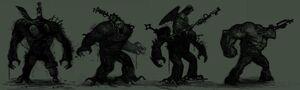 The Gozerian Servitors