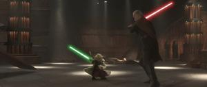 Tyranus duel