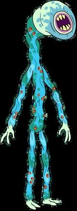 Alien Parasites