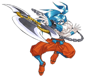 Basara Samurai Shodown VI