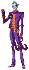 Joker (Assault on Arkham)