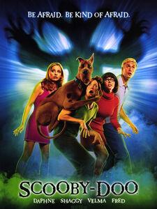 Scooby Doo (2002) Poster