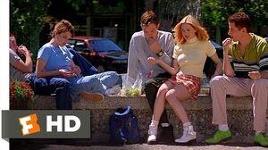 Scream (1996) - How Do You Gut Someone? Scene (4 12) Movieclips-0