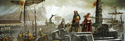 Stannis at dragonstone