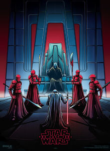 The-last-jedi-dan-mumford-imax-posters-4-of-4-kylo-ren-and-snoke-with-the-praetorian-guard