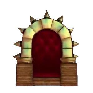 The Koopa Throne