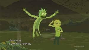 Toxic rick and morty 3