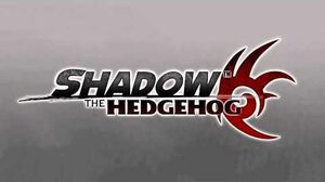 Black Doom - Shadow the Hedgehog Music Extended