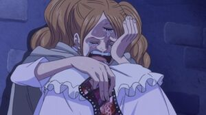 Charlotte Pudding Crying