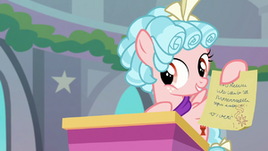 Cozy Glow lies students about Starlight Glimmer has to join to Mane Six