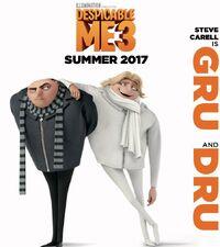 Dru Promotional Poster 2