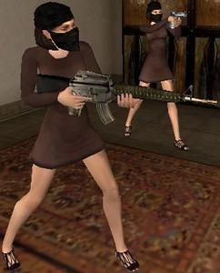 FemaleTerrorists