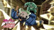 Jotaro vs Forever Dub