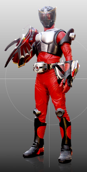 KRD-Decade Ryuki