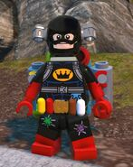 Mitchell Mayo Lego Batman 0001