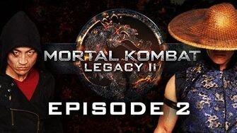 Talkliu Kang Mortal Kombat Legacy Villains Wiki Fandom