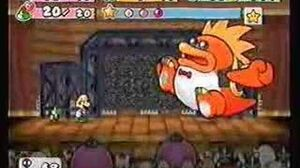 Paper Mario2 Boss Battle Macho Grubba
