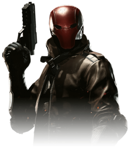 Red hood injustice 2