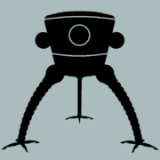 The Silhouette Of Omnidroid v.X3