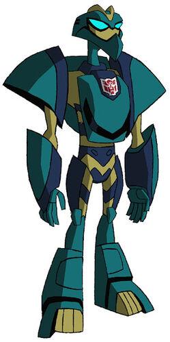 Autobot body