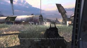 Captain Price and Makarov Awesome Phone Call