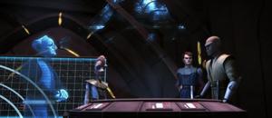Chancellor Palpatine eliminate