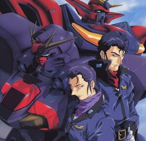 GundamX FrostBrothers