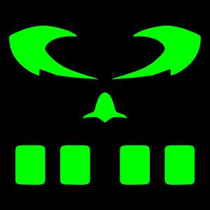 Megabyte's symbol