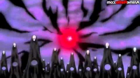 Muramasa Transforms Into A Hollow