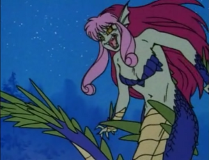 Sailor Moon Villian; episode 40 Lake Monster
