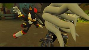Shadow vs Infinite Episode Shadow