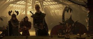 THW-Chaghatai, Deathgripper, Grimmel, Griselda