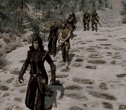 The Thalmor Justiciars