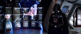 Vader holograms