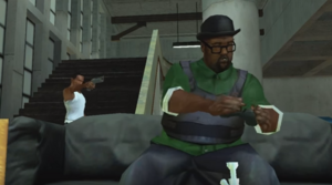 BIG SMOKE-END OF THE LINE