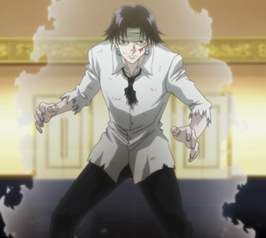 Chrollo Fight Ready