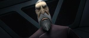 Count Dooku pannier